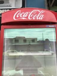 Expositora coca cola