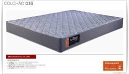 Quinta Shopping Promoções - Colchão D33 - Casal - 138x16