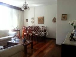 Apartamento com 3 dormitórios à venda, 110 m² por R$ 550.000,00 - Icaraí - Niterói/RJ