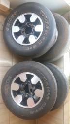 Rodas da s10,c10,d10,c14 - 1981