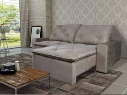 Sofá retrátil e reclinável Eleg- veja cores e modelos - chame * - Móveis em Geral