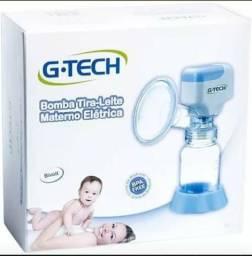 Bomba de tirar leite elétrica g-tech
