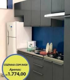 Jogo de Cozinha em PVC - Contato: Jerusa 99985-0555