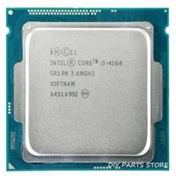 Processador i3 4160 socket 1150 3.60 ghz