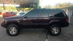 Jeep Grand Cherokee 4x4 Suspensão Legalizada - 1998