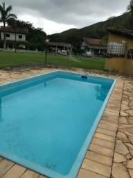 Casa de Campo em Bananal, Com cachoeira no quintal (4.000 m²)