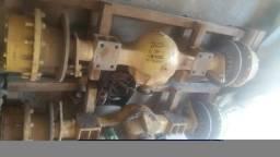 Eixo pa carregadeira SEM 638