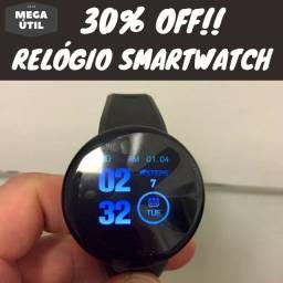 PROMOÇÃO: Relógio SmartWatch D18 - (Android/iOS)