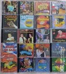 CDs Forró e Brega (com 50% desconto)