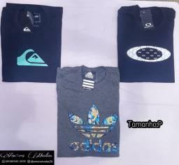 Camisas Hurley, Adidas, Quiksilver,