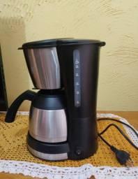 Cafeteira elétrica inox Philco