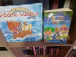 Material para crianças e adolescentes