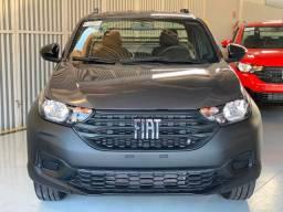 Fiat strada cabine simples 20/2021 ar/dir disponível