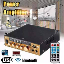 Super oferta Amplificador receiver bluetooth