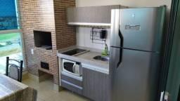 Apartamento Caldas Novas - Piscinas e churrasqueira