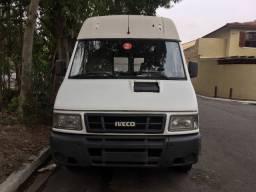 Iveco furgao 3510 turbo diesel Base