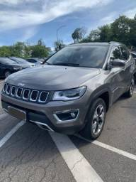 Jeep Compass Limited diesel 2018