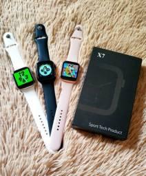 Smartwatch iWO NEW X7 | Top Lançamento!