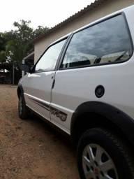 Fiat Uno Way ano 2010 Flex Economy PRA IR LOGO!!!