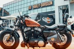 Harley Davidson Forty Eight 1200cc (edição limitada)