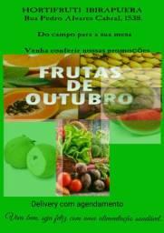 Horti Fruti Ibirapuera entregamos em sua casa