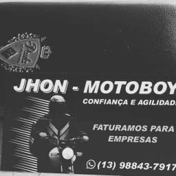 Motoboy de confiança