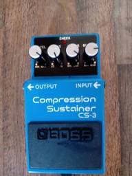 Pedal Boss Cs-3 Compression Sustainer Cs3