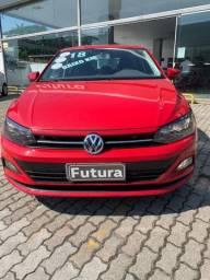 VW Polo Comfortline AT 1.0 turbo 2018 - perfeito estado!
