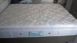 Conjunto cama box Maxflex Casal