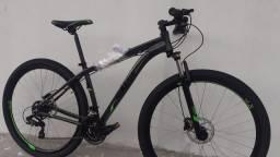 Bike bicicleta Caloi 29 quadro 17 zera na caixa