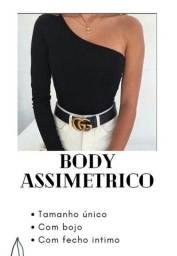 Body Assimétrico!! Acesse nosso intangram @lolaboutique11