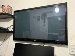 Televisão LCD 42