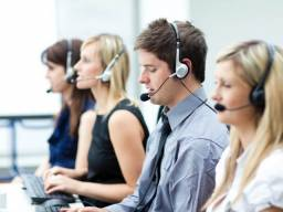 Telemarketing home office