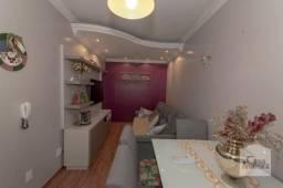 Apartamento à venda com 3 dormitórios em Caiçara-adelaide, Belo horizonte cod:272183