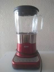 Liquidificador Oster jarra de vidro