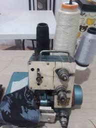 Máquina de costura overlok fn2-7d,