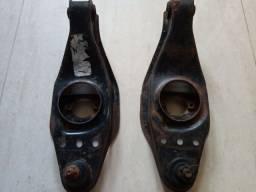 Par Bandeja inferior opala original 69 a 79 com pivô