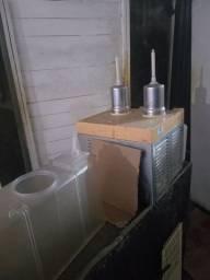 Vendo 9 armário de pão sem as placas no precinho camarada