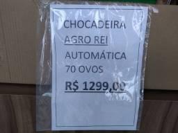 CHOCADEIRA NOVA!