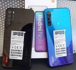 Promoção! Xiaomi Note 8 64gb - Novo e Lacrado! Nota e Garantia! Entregamos em sua casa!