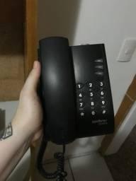 Telefone intelbras pleno funcionando