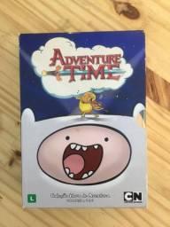 BOX Hora de Aventura v.1,2,3