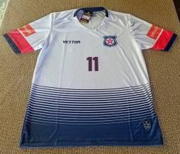 Camisa Oficial Do Friburguense-RJ! Rara E Na Etiqueta!