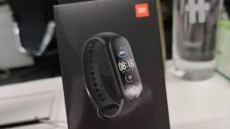 Relogio inteligente Xiaomi MI Band 5 pagamento avista em dinheiro 350.00