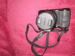 Máquina fotográfica e filmadora Sony só R$400