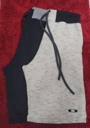 Bermuadas, calças e casacos de moletom