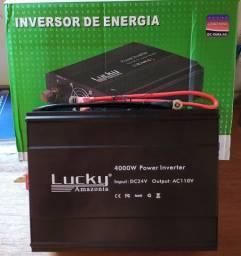 Título do anúncio: Oferta de inversor de energia