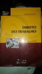 Livro direito do trabalho. Renato Saraiva.