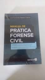 Manual de Prática Forense - Luis Fernando Rabelo Chacon - 2020