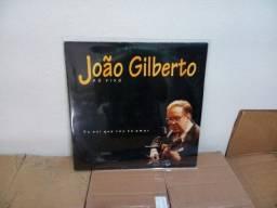 Lp João Gilberto - Ao Vivo - Eu Sei que Vou Te Amar - Disco Raro